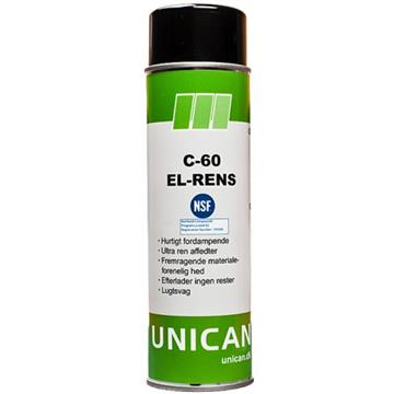 Unican C-60 el-rens 500 ml